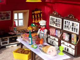 playmobile cuisine 5302 bistro de j s playmobil