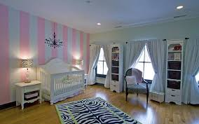 adorable nursery room designs for baby girls