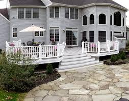 vinyl porch railing colors u2014 home design ideas slip resistance