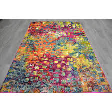 Rug Color Rugs Multi Color Rug Yylc Co