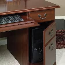 Executive Desk Sale Sauder Heritage Hill Outlet 59 1 2 U0027 U0027w Executive Desk 29 U0027 U0027h X 59 1