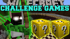 Challenge Minecraft Minecraft Challenge Lucky Block Mod Modded