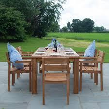 Garden Sofa Dining Set Rustic Teak Garden Furniture Dining Set 8 Seat