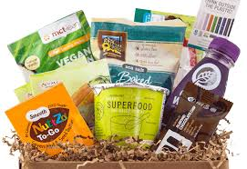 snack delivery vegan snack box subscription vegan cuts snack box
