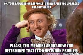 Engineer Meme - network engineer