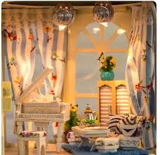 Home Interiors And Gifts Inc Finished Doll Houses Sale Wholesale Half Finished Doll House