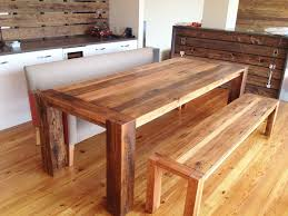 Brilliant  Light Wood Dining Room Decoration Decorating Design - Light wood kitchen table