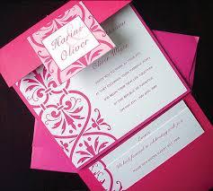 Pocket Fold Invitations A La Mode Bride The Square Pocket Fold Invitation