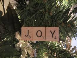 scrabble christmas ornaments diy inspired