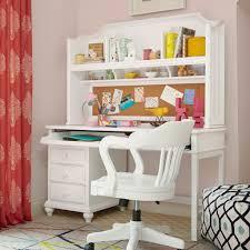 Black Student Desk With Hutch Black And White Student Desk W Hutch White Smartstuff Furniture