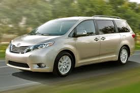 toyota ww used 2015 toyota sienna for sale pricing u0026 features edmunds