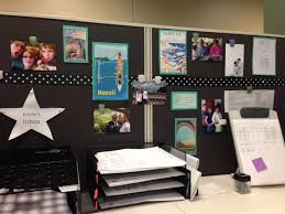 Work Desk Decoration Ideas Cubicle Life Pt 2 Cubicle Decor Ethan Emilie The Benefit Of Adding