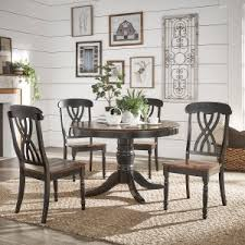 pedestal kitchen table and chairs pedestal kitchen dining sets hayneedle