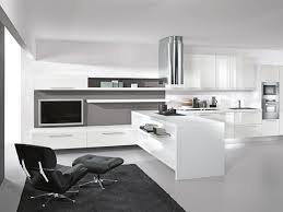 modern kitchen living room ideas superior modern kitchen livingroom part 2 black and white modern