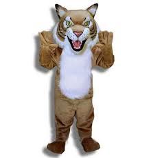 Mascot Costumes Halloween Cheap Wildcat Mascot Aliexpress Alibaba Group