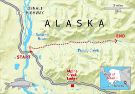 Alaska Highway Map by Alaska Fishing Fishing The Last Frontier Outdoor Life
