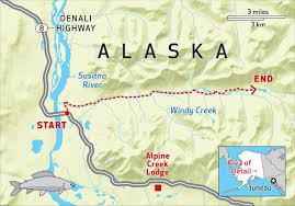 Denali National Park Map Alaska Fishing Fishing The Last Frontier Outdoor Life