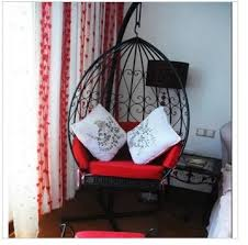 american iron chiaki indoor hammock stand princess swing single