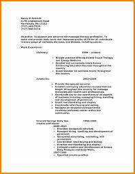 therapist resume objec best resumes