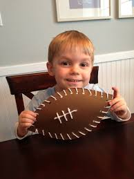 are you ready for some football crafts superbowl crafts
