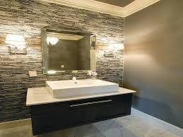 bathroom distictive double bathroom wall sconces with side mirro