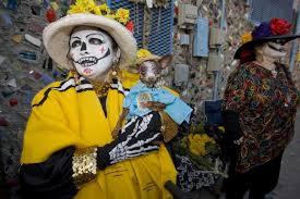 Dia De Los Muertos Pictures What Is U0027dia De Los Muertos U0027 Date History And Everything To Know