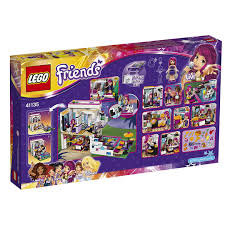 buy lego friends livis pop star house online at low prices in