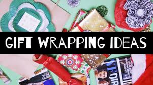cute diy gift wrapping ideas youtube