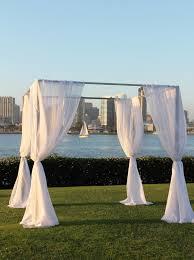 wedding arches san diego classic canopy chuppah wedding party rentals san diego ca