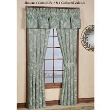 Bamboo Panel Curtains Decorating Interesting Green Bamboo Curtain Panels And Wooden