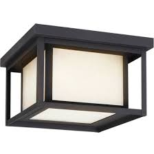 Outdoor Lighting Ceiling Outdoor Ceiling Flush Mount Lighting Shades Of Light