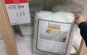Home Design Classic Mattress Pad | home design mattress pads only 19 99 at macy s any size the