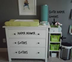 Diapers Changing Table We Already A Small Shelf Like That Put To Left Or Right Of