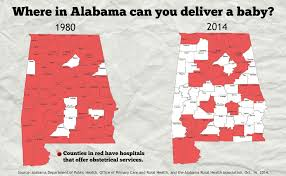 Alabama Travel Distance images Many alabama women drive 50 miles to deliver their babies as more jpg
