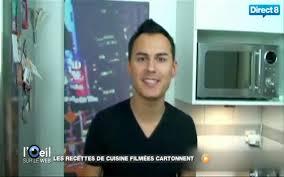 hervé cuisine les vidéos d hervé cuisine dans l émission l oeil sur le web direct 8