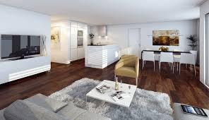 Wohnzimmer Zuerich 3d Immobilien Architektur Visualisierungen In Zürich