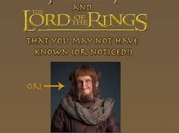 The Hobbit Meme - links between the hobbit and lord of the rings weknowmemes