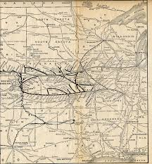 Map Of Des Moines Iowa 1925 Union Pacific Railroad Map Part 2 Us U2022 Mappery