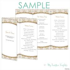 wedding program templates free online free funeral program template microsoft word 75750838 coloring png
