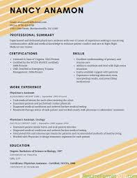 Best Resume Certifications by Example Of Best Resume Format 2017 Resume Format 2017