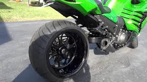 2012 kawasaki zx14r customized custom sport bikes pinterest