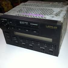 lexus rx300 radio removal pioneer radio 1 customer review and 38 listings