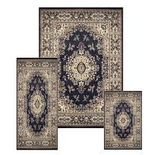 Navy Blue Runner Rug New 28 Area Rug And Runner Sets Savonnerie 3 Set Contains 5 Ft