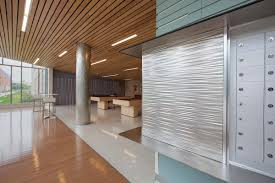 stainless steel columns architectural forms surfaces wall panel and column in stainless steel with sandstone finish and kalahari