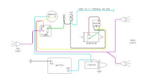 12 volt generator voltage regulator wiring diagram wiring