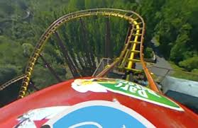 in abu dhabi roller coaster family ride at in abu dhabi gives park an all