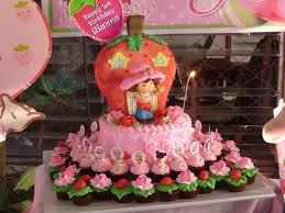 strawberry shortcake birthday party ideas strawberry shortcake birthday party ideas photo 5 of 10 catch