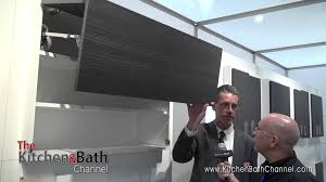 Blum Kitchen Cabinets Kbis 2014 Blum Introduces The Aventos Cabinet Lift System Youtube