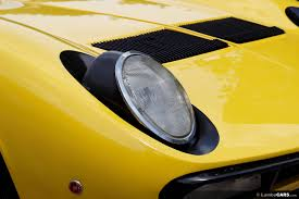 lamborghini aventador headlights in the dark miura p400 sv p400sv34 hr image at lambocars com
