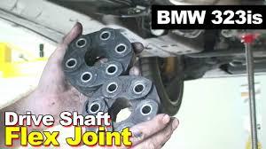 bmw drive shaft 1998 bmw 323is drive shaft flex joint